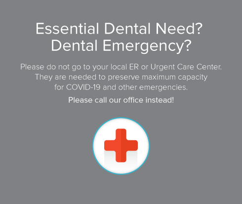 Essential Dental Need & Dental Emergency - Hulen Modern Dentistry